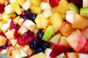 Fresh Fruit Salad - delivery menu