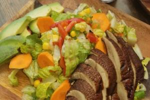 Grilled Portobello Salad - delivery menu