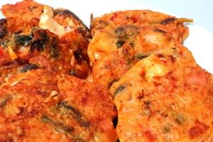 Kimchi Pancake - delivery menu