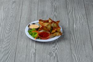 Avocado Wontons - delivery menu