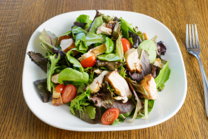 Jerk Chicken Salad  - delivery menu