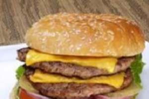 Firehouse Double Burger - delivery menu