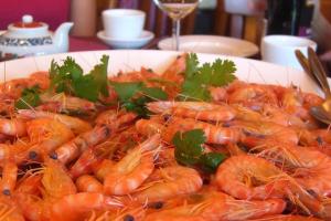 1 lb. Shrimp - delivery menu