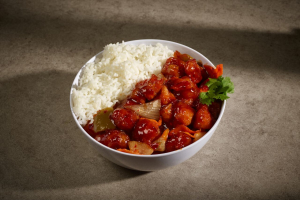 General Tso's Chicken Lunch - delivery menu