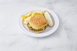 Angus Burger - delivery menu
