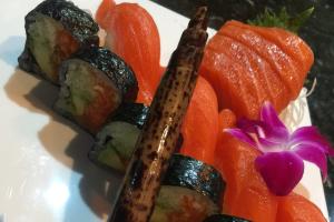 Salmon Love - delivery menu