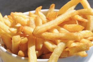 Side of French Fries - delivery menu