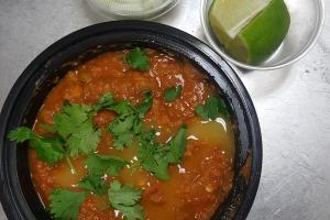 Veggie Specialty Pav Bhaji - delivery menu