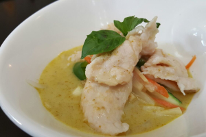 Green Curry with Chicken - delivery menu