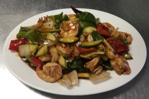 63. Kung Pao Shrimp - delivery menu