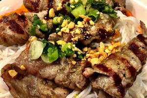 59. Sliced Beef with Rice Vermicelli - delivery menu