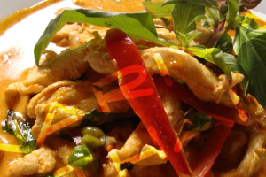 Red Curry - delivery menu