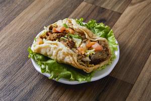 Barbacoa Taco - delivery menu