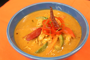Panang Curry - delivery menu