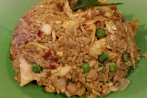 Spicy Belacan Malaysian Fried Rice - delivery menu