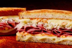 28. Reuben Sandwich - delivery menu