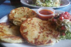 Pupusas - delivery menu