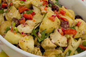 Marinated Artichoke Salad - delivery menu