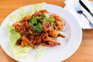 110A. Penang Jumbo Shrimp - delivery menu