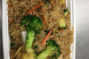 211. Vegetable Fried Rice - delivery menu