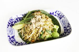 Kuay Tiaw Phat Poo Noodle - delivery menu
