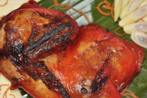 BBQ Chicken Special - delivery menu