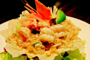 Pad Thai Shrimp - delivery menu