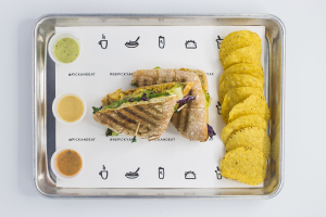 G11. Creamy Chicken Panini - delivery menu