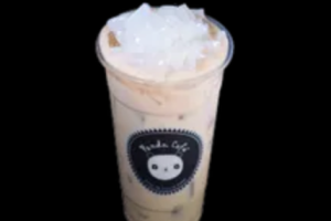 M10. Jelly Milk Tea - delivery menu