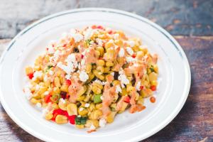 Corn Salad - delivery menu