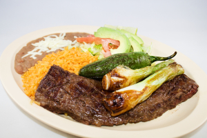 Carne Asada Specialty - delivery menu