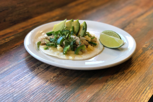 Tequila-Lime Taco - delivery menu