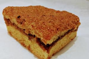 Classic Crumb Cake - delivery menu