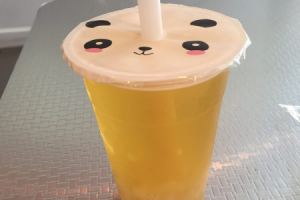 28. White Peach Oolong - delivery menu