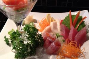 7. Sushi and Sashimi Combo - delivery menu