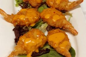 Bang Bang Shrimp Appetizer - delivery menu