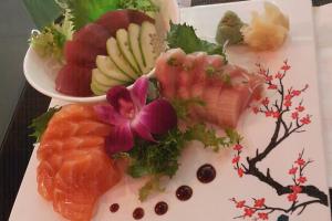Mikado Sashimi Special - delivery menu