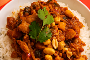 Spicy Kung Pao Chicken Bowl - delivery menu
