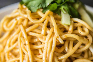 Spicy Peanut Noodle Salad - delivery menu