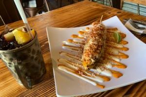 Corn on the Cob  - delivery menu