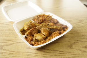 Curry Chicken - delivery menu