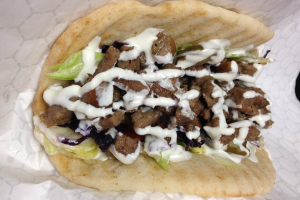 Gyro Pita - delivery menu