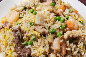 Combo Fried Rice - delivery menu