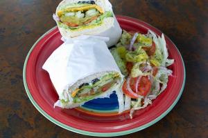 Vegetarian Sandwich - delivery menu