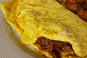 Fiesta Omelette - delivery menu
