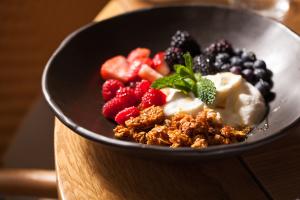 Yogurt Parfait - delivery menu