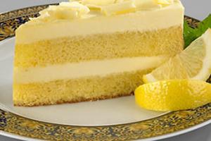 Limoncello Mascarpone Cake - delivery menu