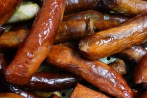 Sausage Platter - delivery menu