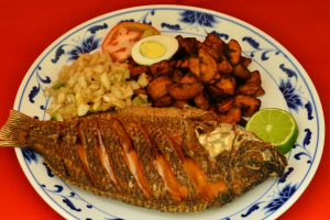 (After 6:30 pm Only) Fried Fish - delivery menu