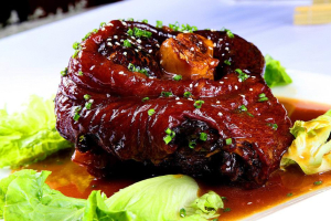 Braised Pork Elbow - delivery menu